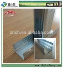 Metal steel profile channel for drywall /galvanized light steel keel