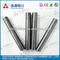 Good quality various dimension raw material k10 tungsten carbide bars rod, carbide bars