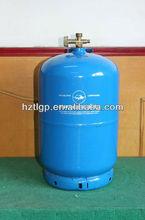 5kg lpg camping cylinder/gas bottle/lpg gas cylinder