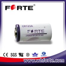 3 volt battery cr123a