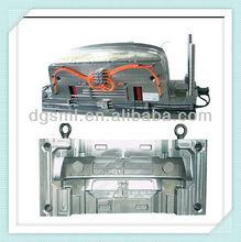 OEM car bumper mould making car bumper design plastic injection mould