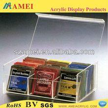 POP acrylic micro atx case/acrylic case/acrylic