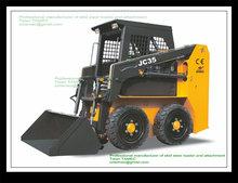 JC35 skid steer loader,35hp,500kgs