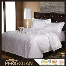 hot sale 100% cotton jacquard hotel bed sheet designs