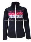OEM women fleece jacket for outer wear(FL2102B)