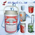 Kunststoff geformt kühler box( 1,2,5 gallonen)