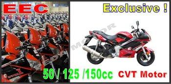 2014 new 50cc CVT racing motorcycle 150cc 180cc