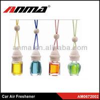 promotional customized design car air freshener