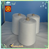 raw white 100% spun polyester yarn wholesale direct buy china