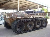 BONAI 8x8 amphibious atv off road