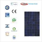 250W Solar System Solar Module Solar Panel with TUV IEC MCS INMETRO IDCOL SONCAP Certificate (EU Antidumping Duty-Free)