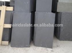 black natural stone slate for floor
