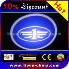 long warranty Led led car door logo laser projector light wholesaler for gmc auto