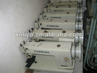 TYPICAL 0302 walking feed lockstitch Used second hand sewing machine