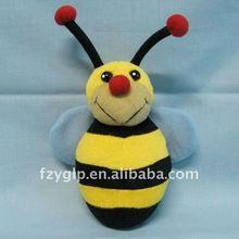 plush bee animal toy