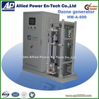 500g/h high concentration ozone water generator for food fresh keeping and storage