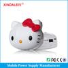 New Product Lovely Hello Kitty Portable Power Bank 5600mAh