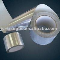 Solvent-based Aluminum foil tape for refrigerators refrigeration industry