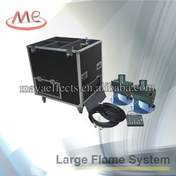 large stage flame projector / flames effects / Flames for Special Events