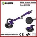 kangton 600w 225mm folding lixadeira drywall máquina de parede portátil máquina de lixamento