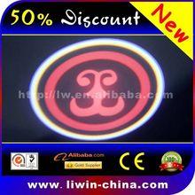 factory hotsale Led led door courtesy light with car logo wholesaler for gmc car