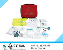 Car Outdoor First Aid Kit, Roadside Emergency Accident First Aid Kit