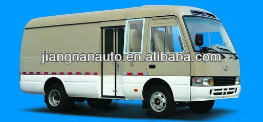 JNQ5041 NEW CARGO VAN