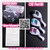 GTO best sale medical stainless 540needles derma roller with travel case and user manual (CE,RoHS) OEM service