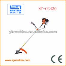 1e40f brush cutter Gasoline grass trimmer brushcutter 43cc