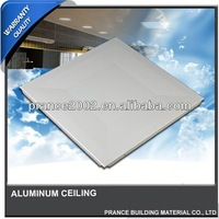 2013 Attractive perforated aluminum ceiling tiles