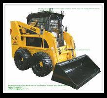 JC60 skid steer loader,75hp,850kgs