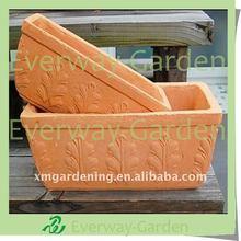 Rectangular Ceramic Planter