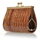 2014 classic fashion crocodile small frame coin purse&wallet