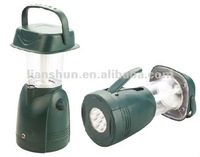 New multi-function LED camping lantern, Emergency portable dyanmo/cranking light