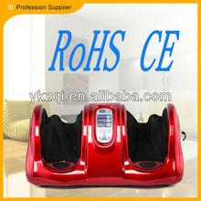 El rojo de goma de baja frecuencia de multi- función automática como se ve en la tv de la acupuntura masaje en los pies