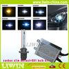2015 Newest luces de xenon hid headlights 35W slim canbus ballast for cefiro car hid