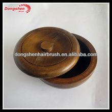 Shaving bowl Handmade Beech Bowl&Shaving Soap Can Be Placed,wholesale shavig bowls,wooden soap bowl