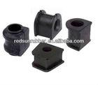 custom rubber to metal bonded bushing
