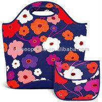 Special Design Neprene Lunch Bag Tote/Picnic Bag