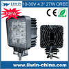 guangzhou factory 55w hid xenon working light 100w hid driving light motorcycle hid driving lights for wholesale Atv SUV