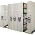 mueble oficina compactadores móviles para el almacenamiento de documentos