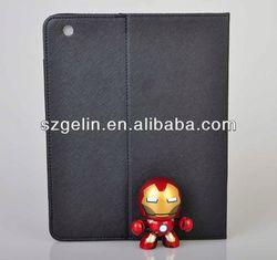 Taiga Leather leather smart cover case for ipad 3