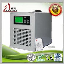 LCD display portable ozonator purifier industry ozone generator