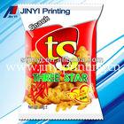 Multilayper plastic printing ldpe film for puff food packaging bag