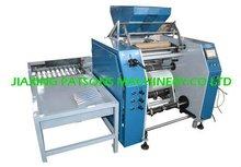 China Supplier Auto stretch film rewinding machine