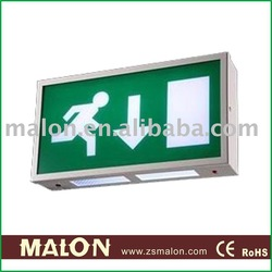 Malon ML-B52LED emergency sign/autotest/rechargeable lantern/ceiling light/led lamp/088