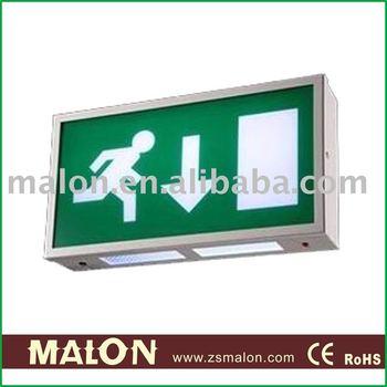 Malon ML-B52LED emergency sign/autotest/rechargeable lantern/ceiling light/led lamp/088