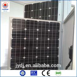 joysolar price per watt solar panels in india/africa 20w 40w 50w 100w