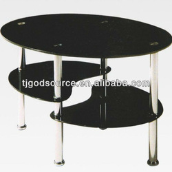 new model modern cheap glass coffee tables