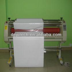 DEJU one side automatic plastic film cold Laminator